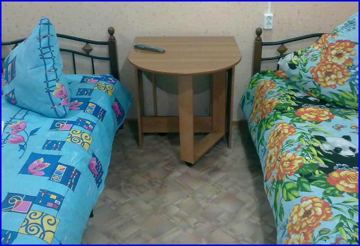 Гостиница в Когалыме Северная звезда Двухместный стандартный номер 4