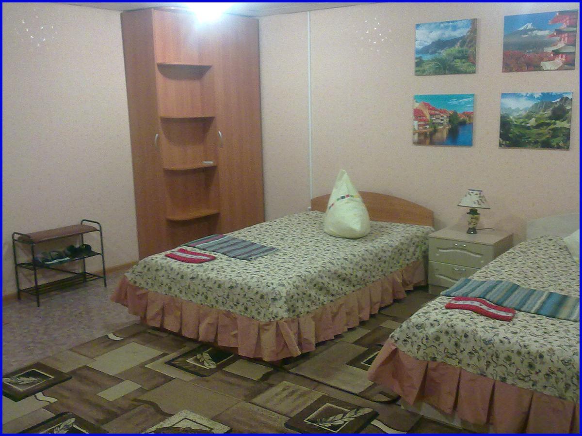 Гостиница в Когалыме Северная звезда Двухместный повышенной комфортности номер 1