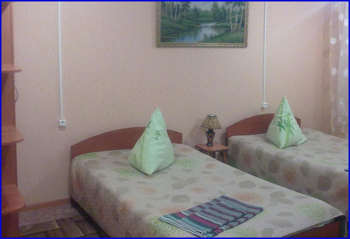 Гостиница в Когалыме Северная звезда Двухместный улучшенный номер 2