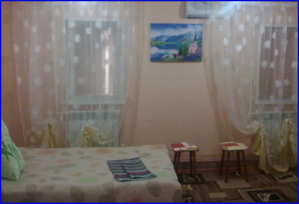 Гостиница в Когалыме Северная звезда Двухместный улучшенный номер 4
