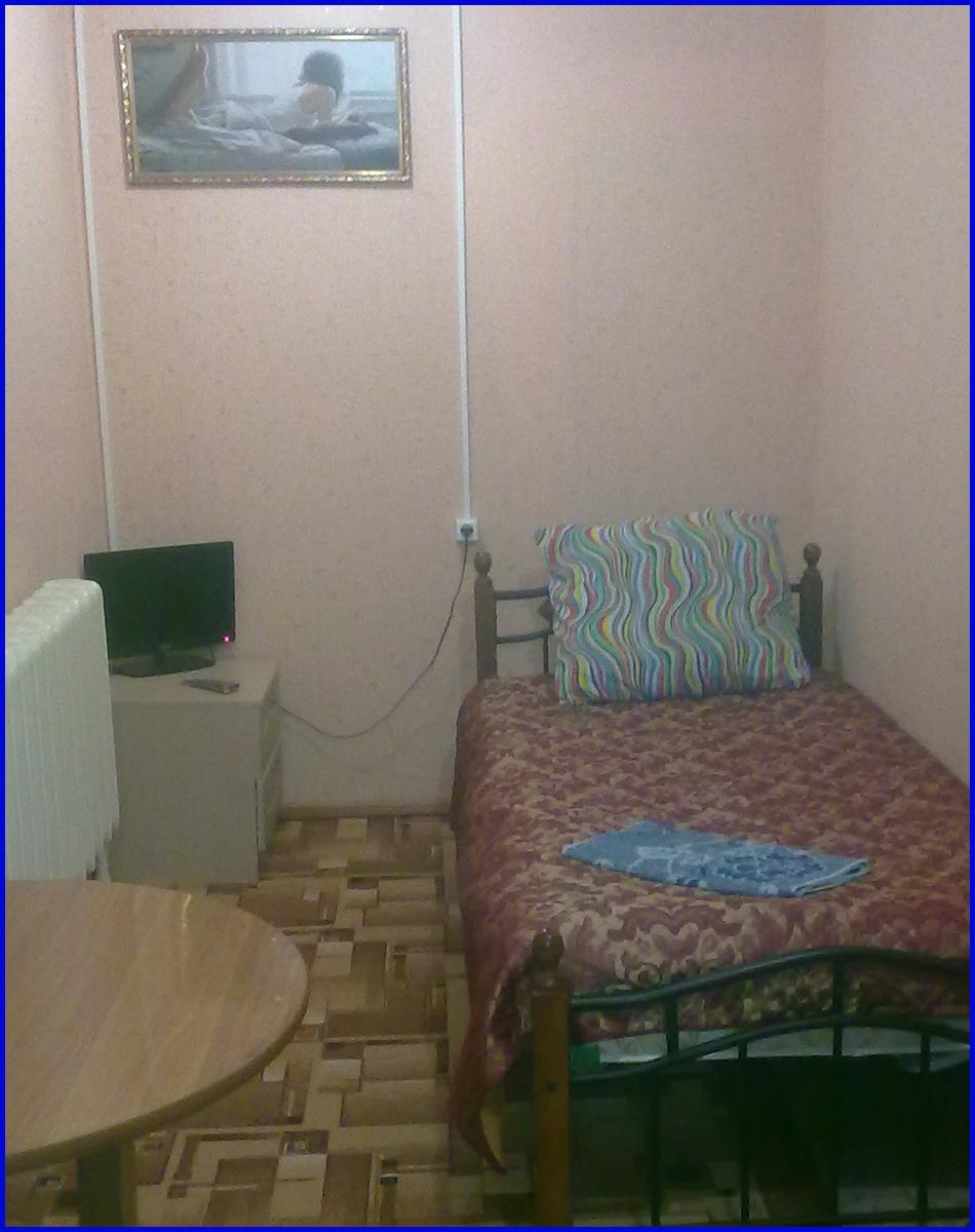 Гостиница в Когалыме Северная звезда Одноместный стандартный номер 1