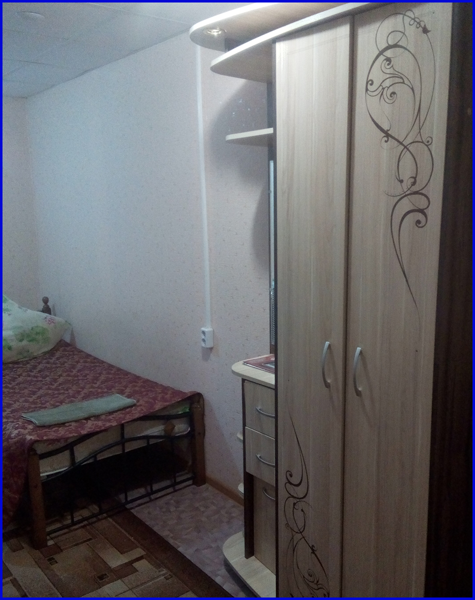 Гостиница в Когалыме Северная звезда Одноместный стандартный номер 2